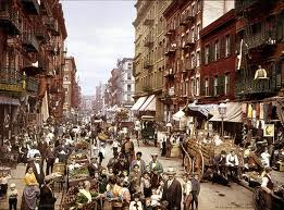 primi emigranti in America